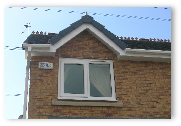 Fascias and Soffits, Soffits and Fascias.